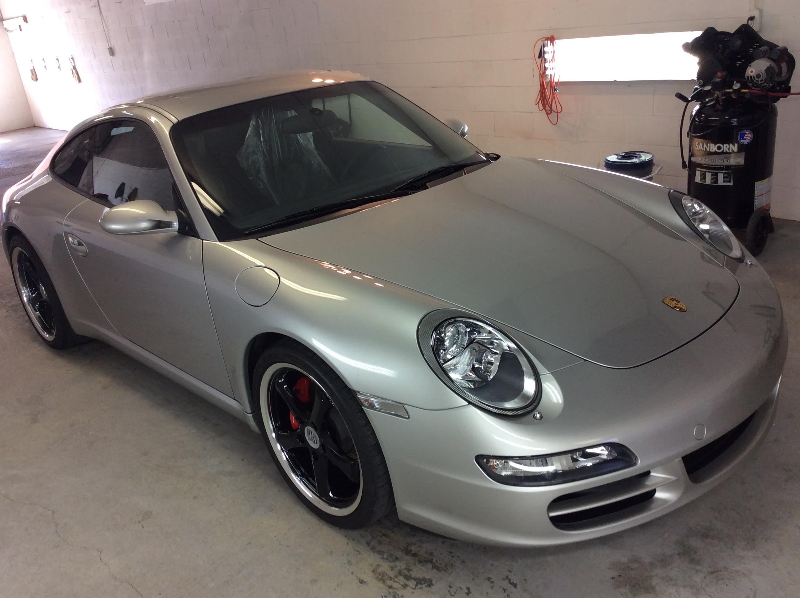 Optimum Gloss Coat Porsche