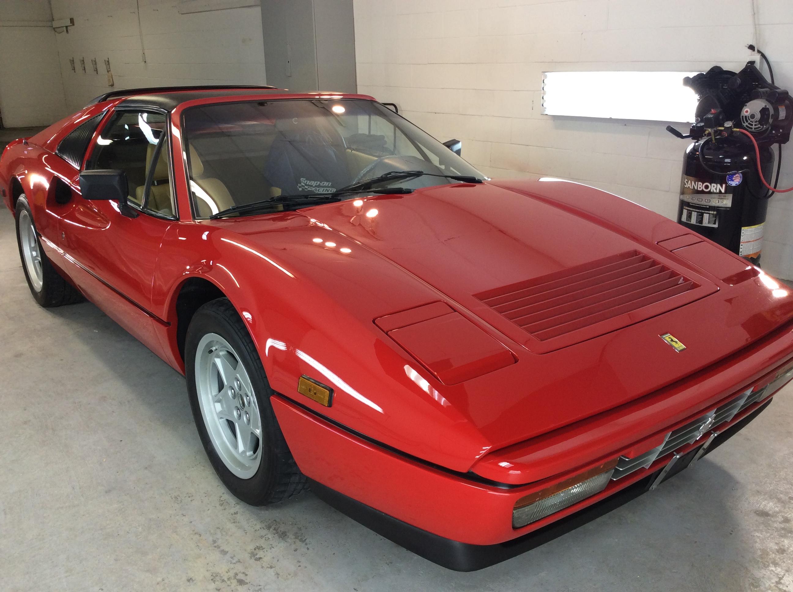 GTB Ferrari