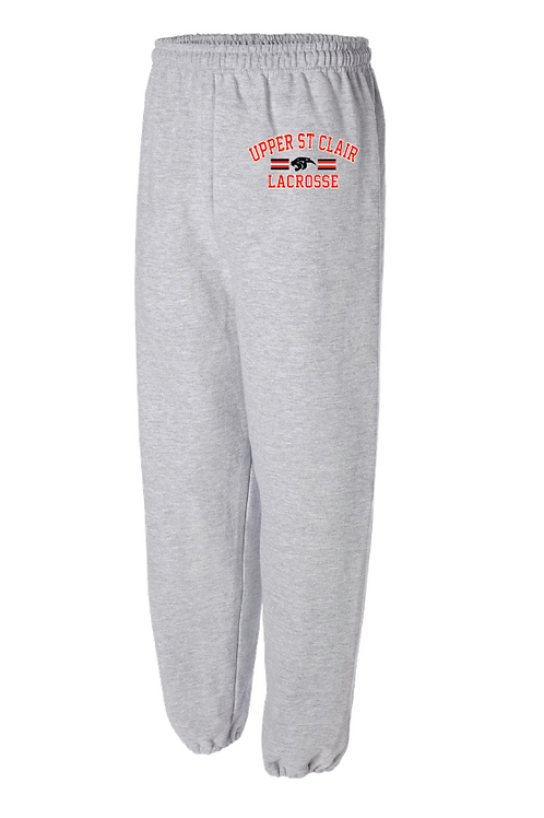 YOUTH Russell Athletic Premium Blend Open Bottom Sweatpants
