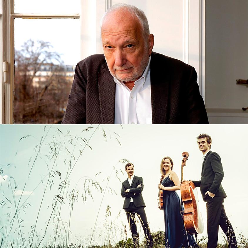 #04 - François Berléand et Trio Hélios - Le Manteau de Nicolas Gogol