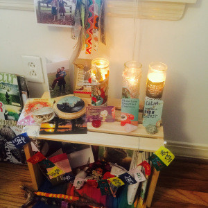 Creating A Personal Altar:  Why & How