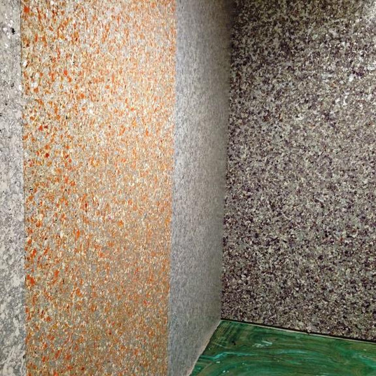 Mulitple colour options depending on feedstock being processed