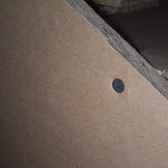 Furniture screw application