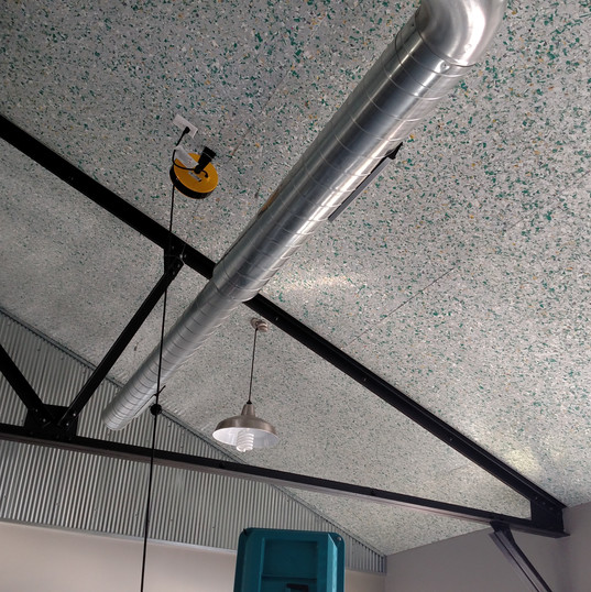 Industrial Fitout with saveBOARD