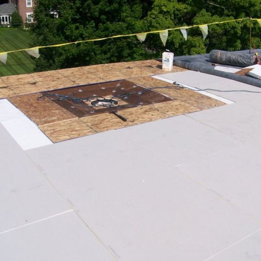 Roofing substrate