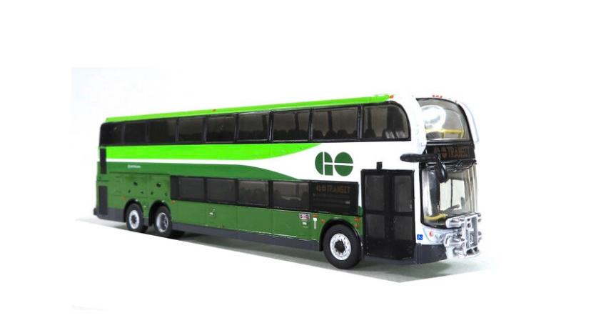 87-0057 / 1:87 Alexander Dennis Enviro 500 double decker bus GO TRANSIT