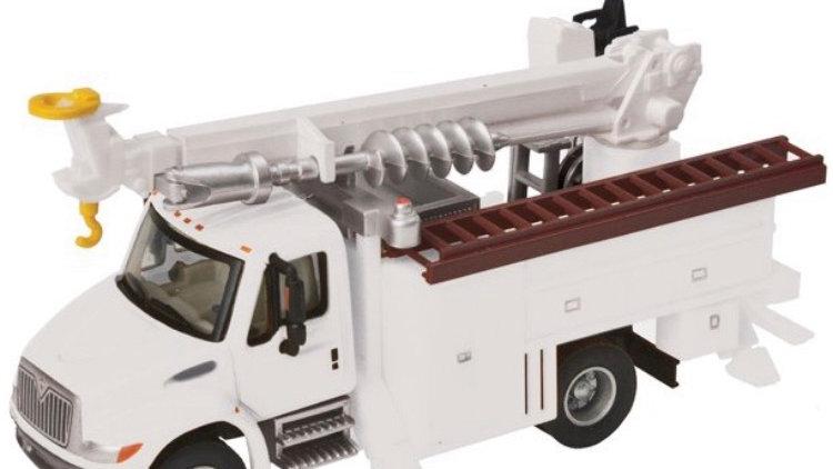 949-11733 / 1:87 HO scale International 4300 utility truck MOW