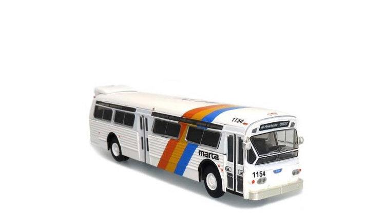 87-0285/ 1:87 Flxible transit bus MARTA (Atlanta)