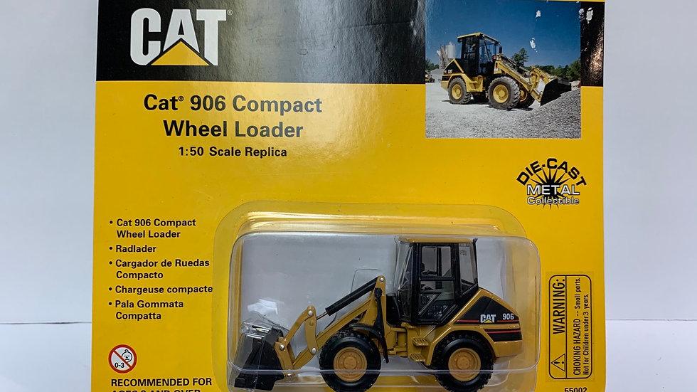 55002 / 1:50 Norscot Cat 906 Compact wheel loader