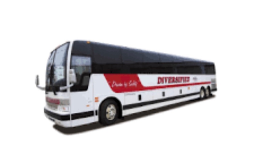 87-0252 / 1:87 2020 Prevost X3-45 Diversified Transportation #5827