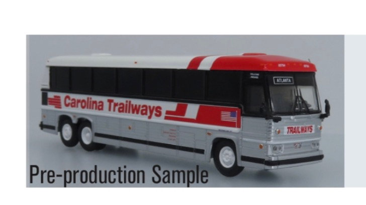 87-0326 / MCI MC-9 Carolina Trailways