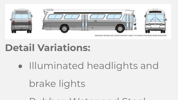 573098 / 1:160 N Scale  Rapido undec blank / white fishbowl transit bus