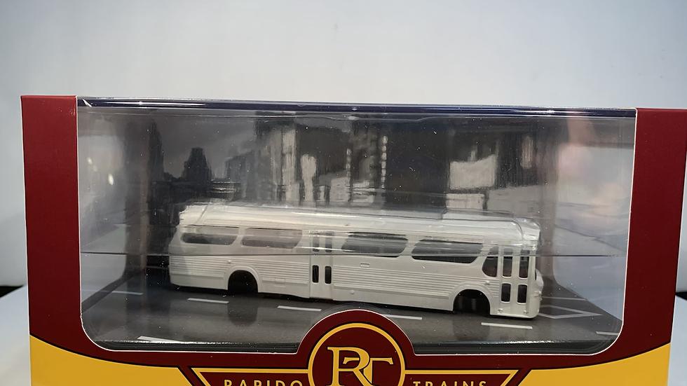 703098  / 1:87 HO GMC fishbowl bus - 5303 style undec kit  - STANDARD