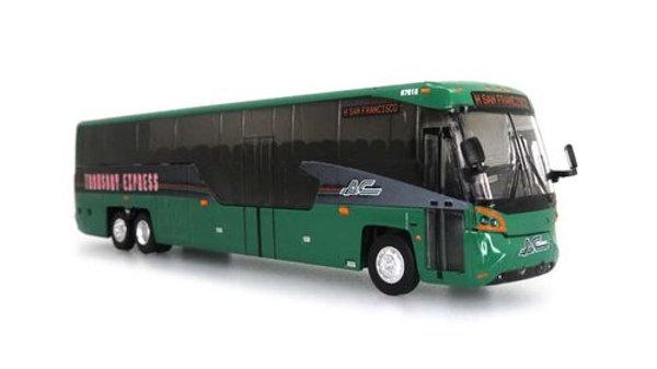87-0099 / 1:87 MCI D45 CRT LE (AC Transit)