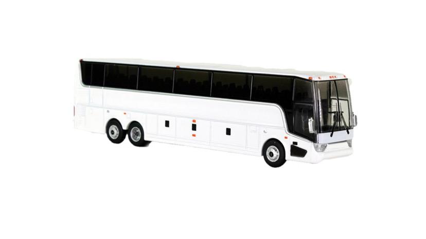 87-0081 / 1:87 VanHool TX-45 undecorated motor coach