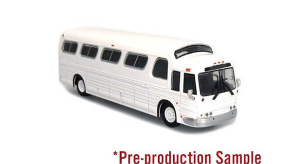87-0288 / 1:87 HO scale GM PD4107  Blank white Iconic Repl