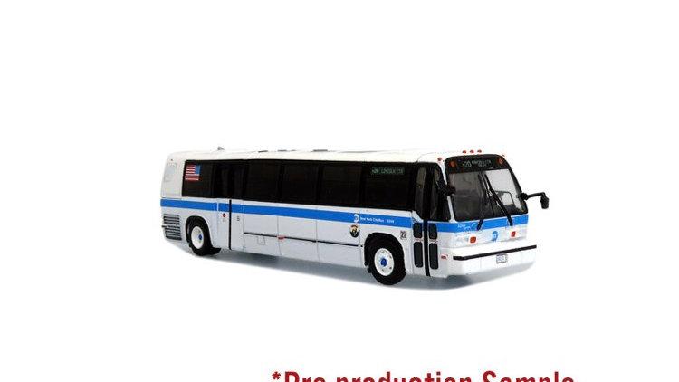 87-0313 / 1:87 TMC RTS Transit bus New York NYC