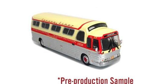 87-0292 / 1:87 HO scale GM PD4107  Saskatchewan Transportation Company I.R.