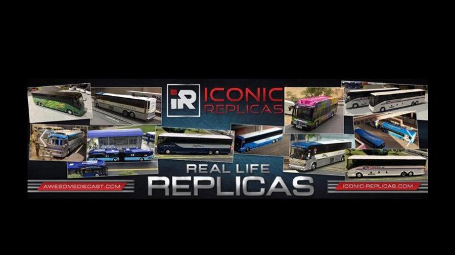 Iconic Replicas - future releases