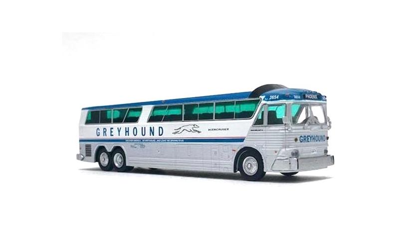 "87-0182 / 1:87 MCI MC-7 Challenger motor coach ""PHOENIX"""
