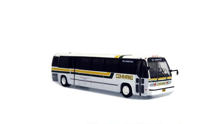 87-0316 / 1:87 TMC RTS Transit bus Command