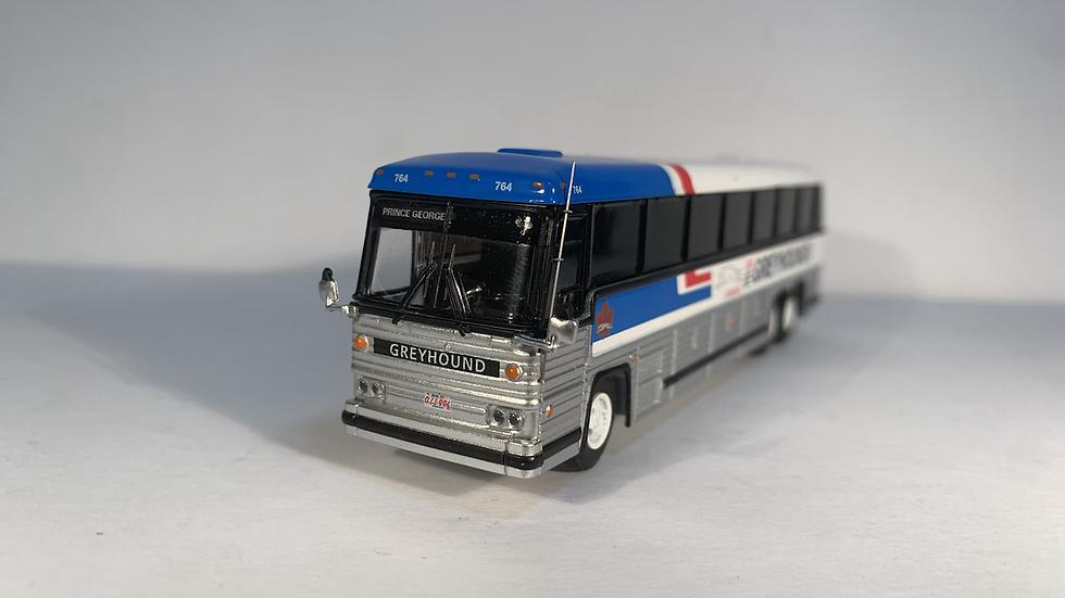 "87-0246 / 1:87 1984 MCI MC-9 ""PRINCE GEORGE"" Greyhound Canada"