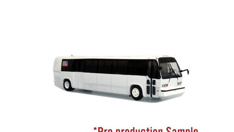 87-0320 / 1:87 TMC RTS Transit bus Blank white