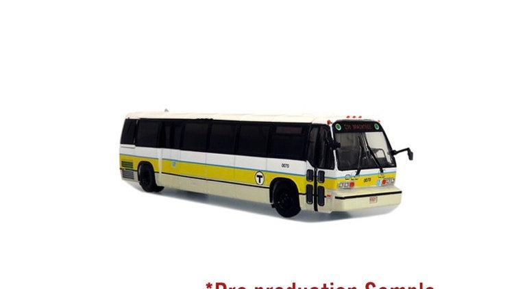87-0314 / 1:87 TMC RTS transit bus Boston MBTA