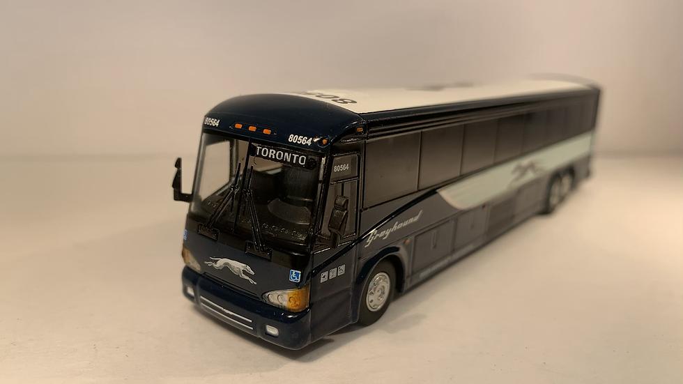 "87-0036B /1:87 MCI D4505 Greyhound Lines ""TORONTO"" Custom destination"
