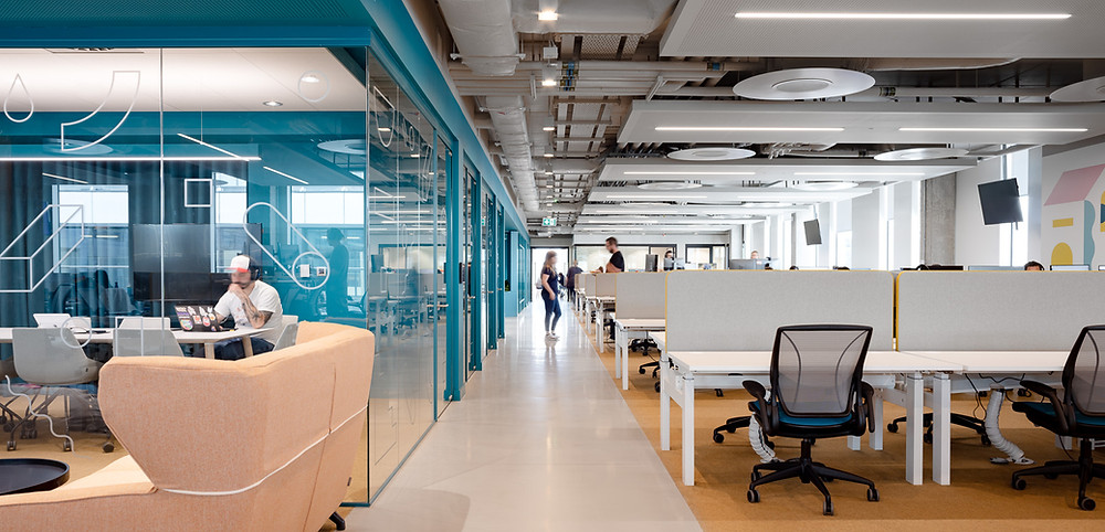 Wix Offices in Dublin