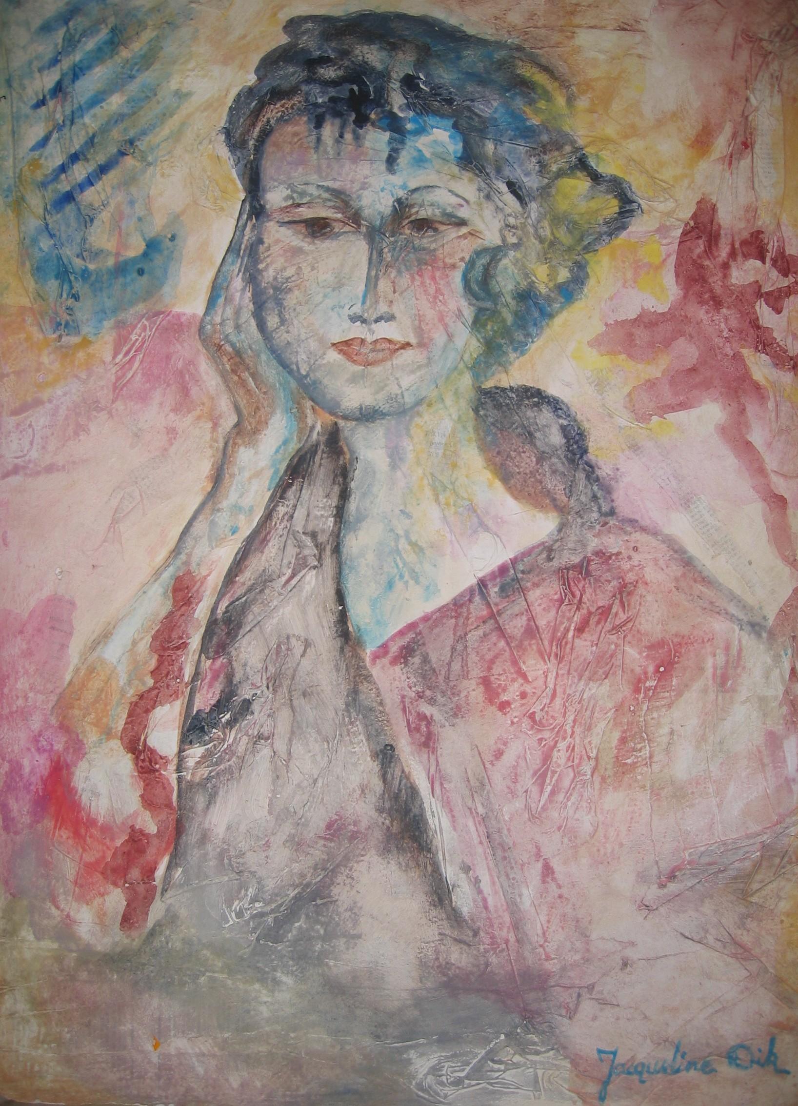 Fresco Overzeese Liefde