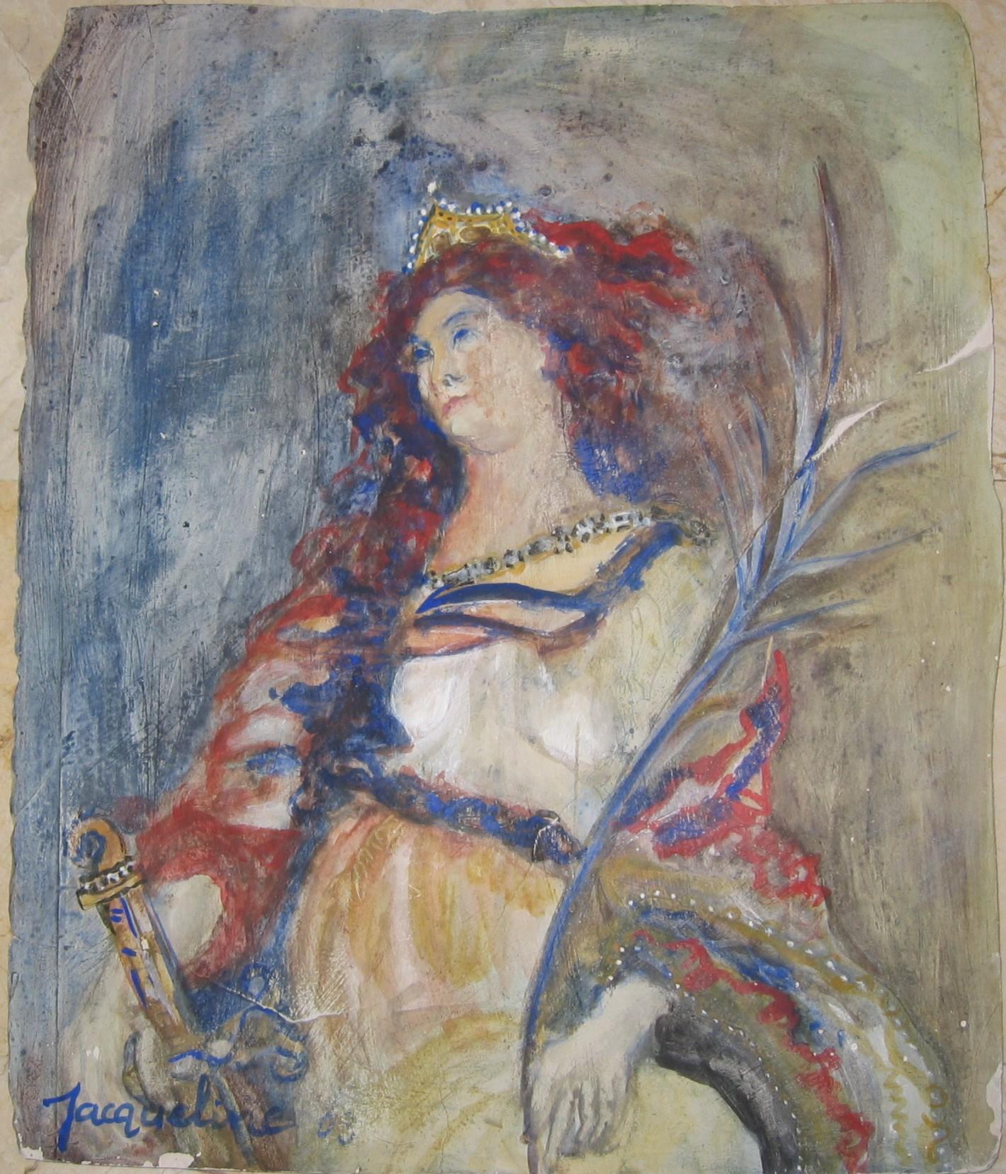 Fresco Queen