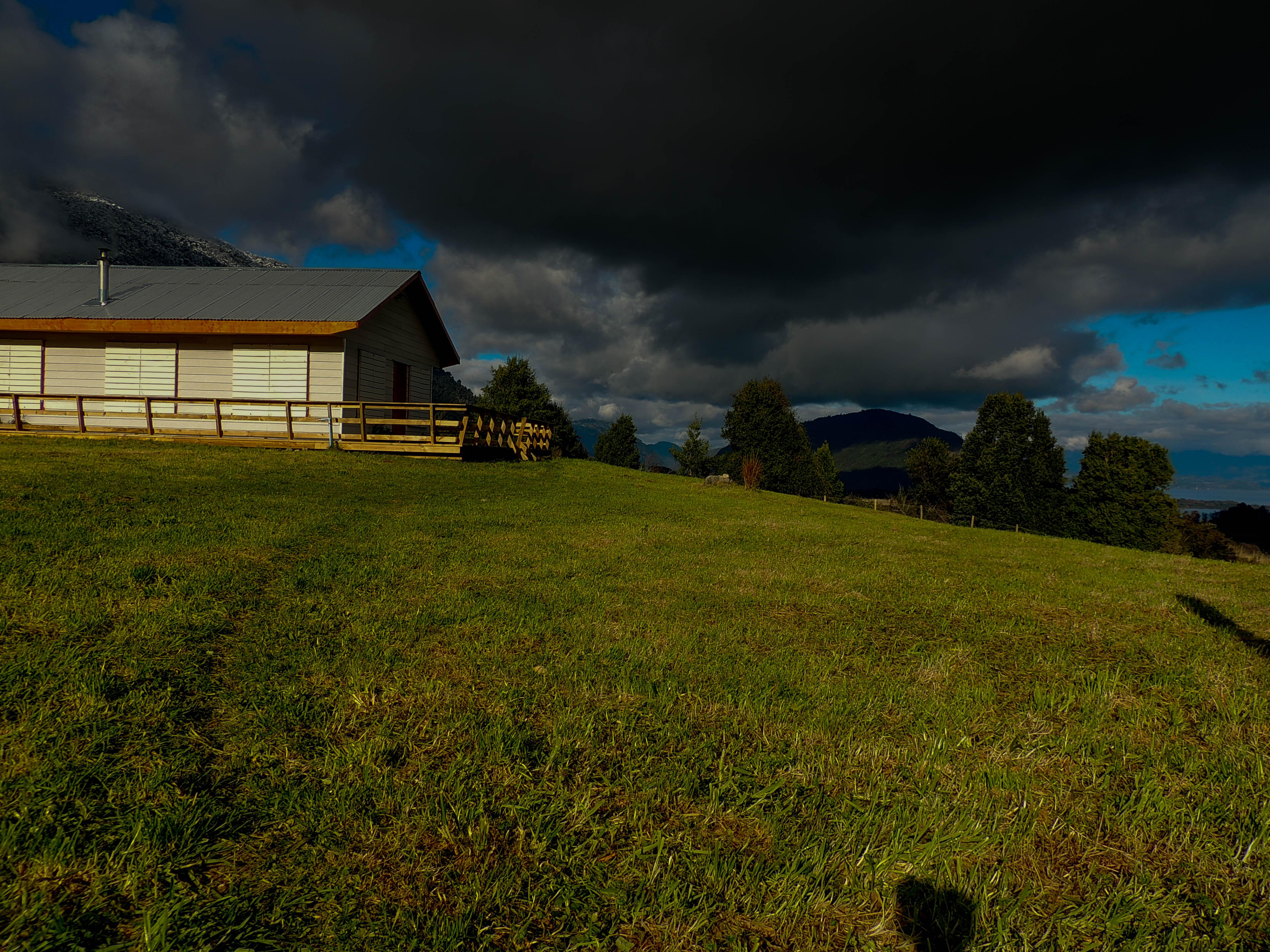 Futrono Lindo Proyecto Paisaj Stico Paisajismo Sur De Chile  # Muebles Futrono