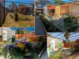 Bello Jardín en Café ConSentido