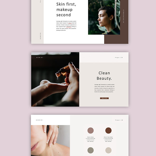 Brand Presentation Deck