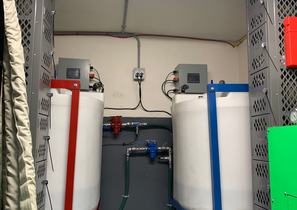 Chemical Tank Systems