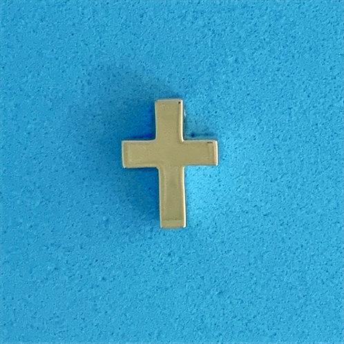 XGK 402 Silver & 18K Gold Pendant