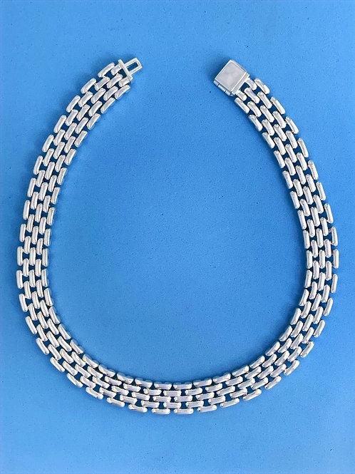 NK 975 Silver Necklace
