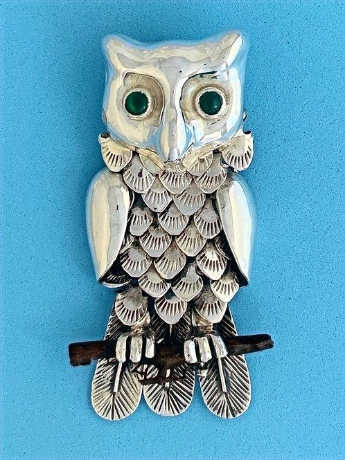 PBRHNK 101 Silver Pendant & Brooch