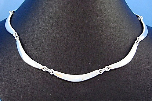 NK 293 Silver Necklace