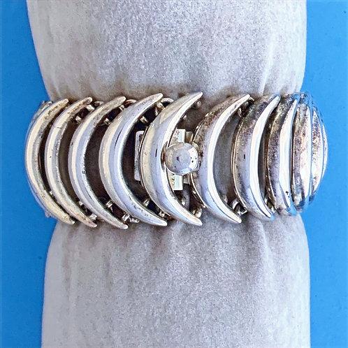 BRK 100 Silver Bracelet