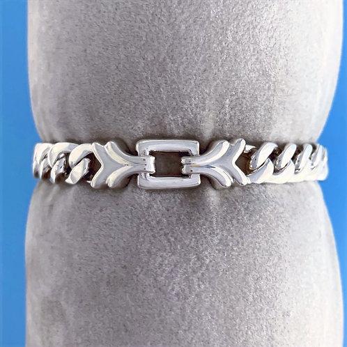 BRK 103 Silver Bracelet