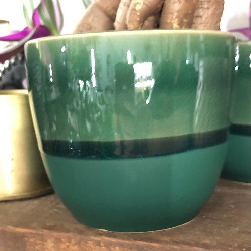 """Frydek Green pot 4"""""""