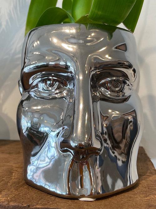 """Mirror Face Pot 6"""""""