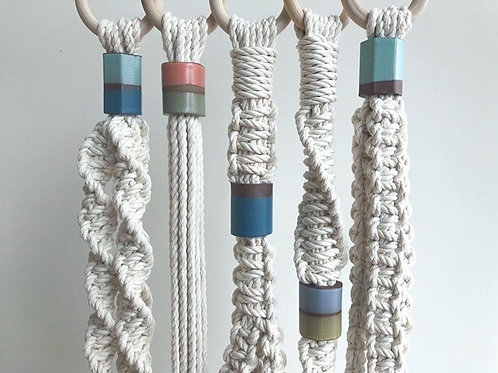 Cactieddesigns Hand Made Macrame