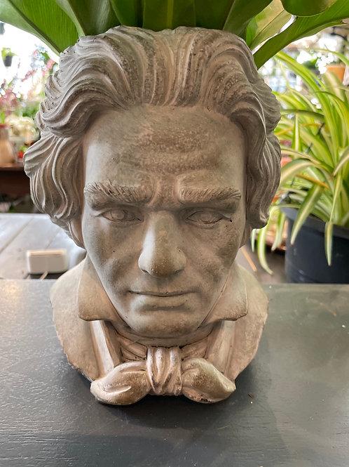 "Beethoven Head (4"" opening)"