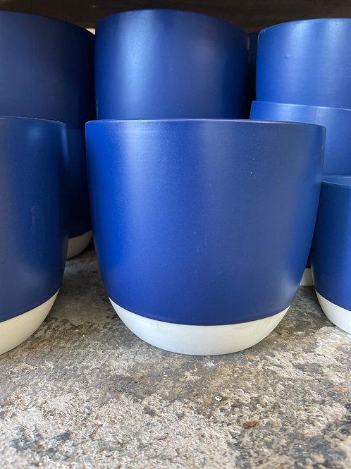 """Summer Blue Pot 6"""""""