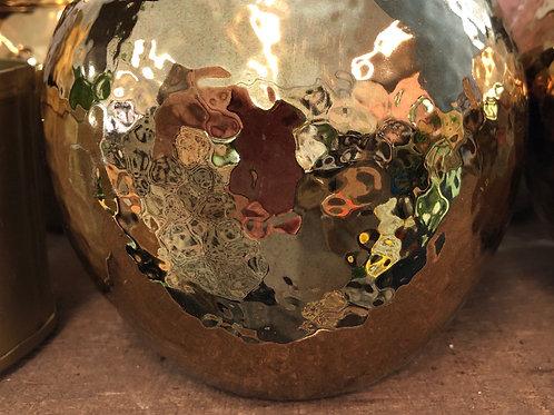 "Copper/ Brass 4"" Pot"