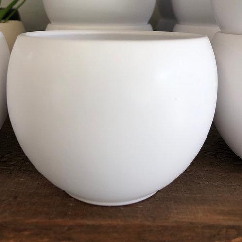 "Small White Pots 3"""