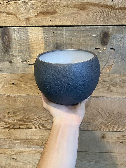 "Grey Orb Pot 5"""